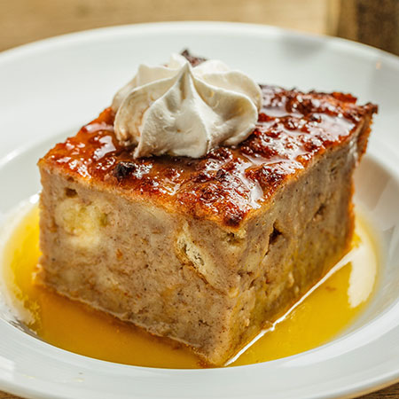 House Made Bread Pudding