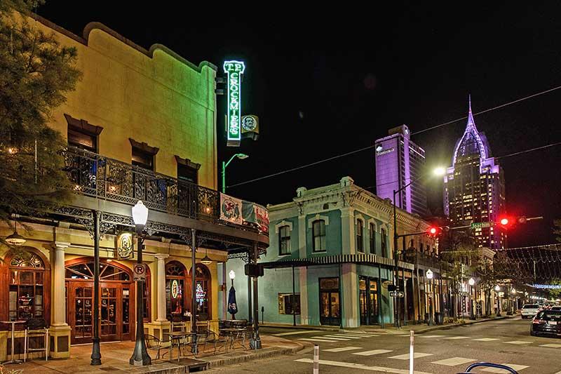Tp Crockmiers Restaurant Amp Bar Downtown Mobile Alabama